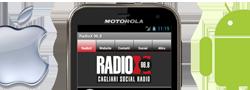 Scarica l'app di Radio X
