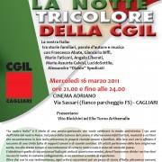 Il 17 marzo è anche la festa di noi sardo-italiani. Per questo io ci sarò: ci vediamo alla serata della Cgil di Cagliari