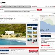 """Inseguito dal fisco, Soru vende la sua villa di Villasimius. """"Magnifica proprietà di 450 mq, 42 ettari di terreno, eliporto e spiaggia privata"""". Il prezzo? 24 milioni di euro"""