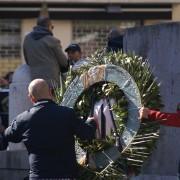25 aprile a Cagliari: e alla manifestazione neofascista chi ti trovo? Il vice coordinatore provinciale del Pdl!