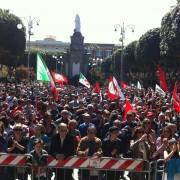 25 aprile a Cagliari, mai così tanta gente in piazza dal 1994. Le cinque cose che ricorderemo di questa bella giornata di festa
