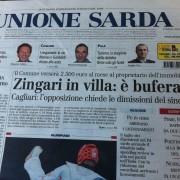 """Troppe minacce: i rom abbandonano la famosa """"villa di lusso con piscina"""" a Quartu! E nemmeno denunciano l'autore di un messaggio intimidatorio…"""