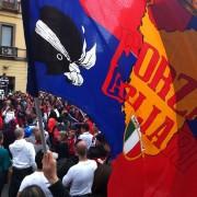 Cuori rossoblù! Oltre la protesta, 31 immagini per raccontare il Cagliari e i suoi tifosi