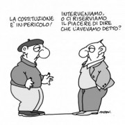 Contro Grillo serve una nuova militanza. Per difendere la Costituzione e rinnovare la democrazia. Veramente