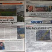 """""""Il Cagliari tornerà al Sant'Elia"""": quando lo dicevo io! Cellino, Zedda, Contini e l'opinione pubblica che non c'è"""