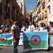Rom e gagè in corteo a Cagliari, il racconto per immagini di Francesca Zoccheddu