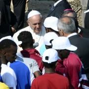"""Ci scrive Sulaiman Hijazi: """"I musulmani cagliaritani incontreranno il Papa e digiuneranno con lui. Contro la guerra e contro il razzismo"""""""