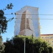 Il murale distrutto: e se il Comune di Cagliari chiedesse scusa a Sciola e commissionasse all'artista una nuova opera d'arte?