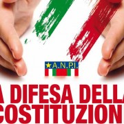 Domenica 24 l'Anpi in piazza per difendere la Costituzione e per la giornata del tesseramento! Ci vediamo in piazza del Carmine?