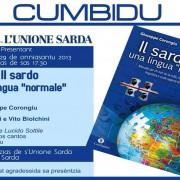 """""""Se parliamo in sardo, cambia la Sardegna"""", la mia postfazione al libro di Giuseppe Corongiu (venerdì 29 la presentazione a Cagliari)"""
