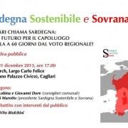 """La parola ai cittadini! Sabato 21 a Cagliari assemblea pubblica su """"Quale futuro per l'isola?"""". Organizza Sardegna Sostenibile e Sovrana"""