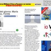 """Caro Grillo, ti ho dato più volte del fascista! Anche io voglio essere """"Giornalista del giorno""""! Altrimenti…"""