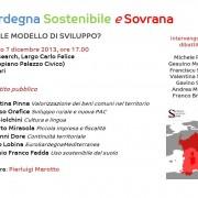 """È nata """"Sardegna Sostenibile e Sovrana""""! Sabato 7 a Cagliari incontro-dibattito sul futuro dell'isola! Ci venite?"""