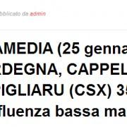 Per i sondaggi Pigliaru insegue Cappellacci! E se non attacca malamente la Murgia (in calo), queste elezioni non le vince!