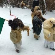 Dal vostro inviato a Pernik, alla scoperta dei mamuthones bulgari (vedere per credere)!