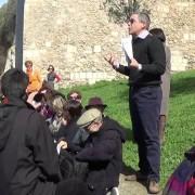 """""""No al parcheggio sotto le mura di Castello"""": le ragioni di Italia Nostra"""
