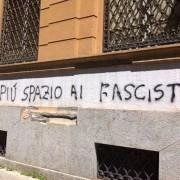 La nostra guerra di Liberazione: finite le manifestazioni neofasciste a Cagliari il 25 aprile!