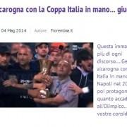 Genny 'a carogna, il capro espiatorio (il calcio italiano fa schifo perché i nostri club fanno più schifo degli ultrà)