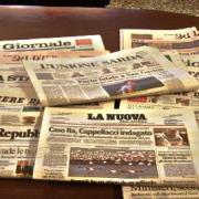 """Sos giornales sardos in limba italiana s'interessant """"totinduna"""" a sa limba sarda"""