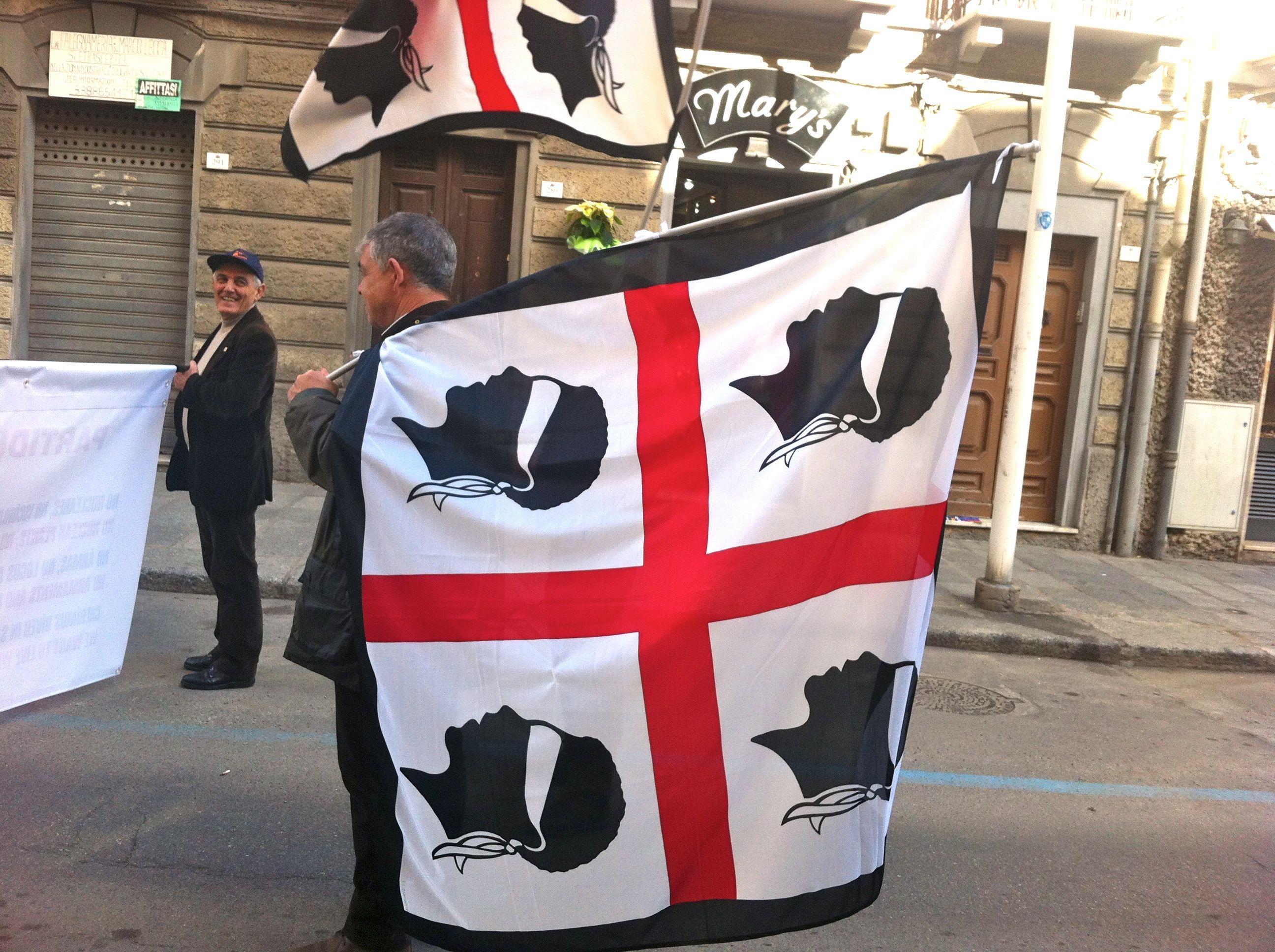 bandierasardista