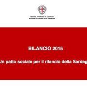 """""""Un patto sociale per il rilancio della Sardegna"""": in 51 slides la manovra finanziaria del duo Pigliaru-Paci"""