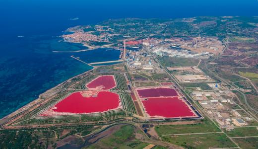Un'idea di sinistra per la Sardegna? Chiudere le fabbriche del polo industriale di Portovesme