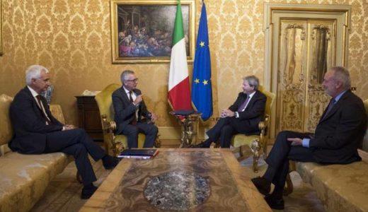 Pigliaru e Paci allo sbaraglio da Gentiloni: Sardegna, game over