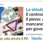 In Sardegna l'unico voto utile è quello che concretamente sbarra la strada alla destra. E io lo esprimerò