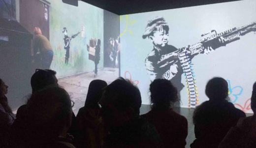 Scoperte in Sardegna quattro opere di Banksy! Ecco dove si trovano!