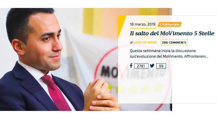 """Elezioni a Cagliari: """"I 5 Stelle al bivio, l'apertura alle civiche è una strada per uscire dall'angolo"""", di Mario Gottardi"""