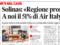Air Italy, la Regione in società col Qatar? Ma se loro sono molto più inaffidabili di… Solinas!