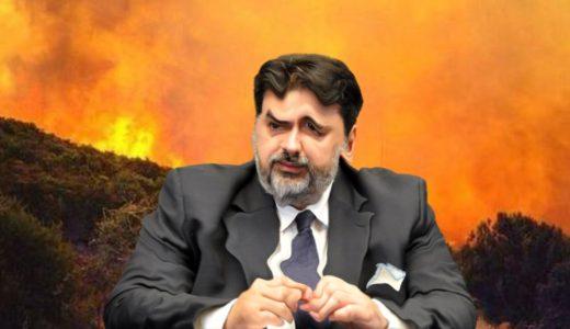 """Ci scrive un Vecchio Giornalista: """"La Sardegna brucia: ma se chiudessimo la stalla prima di far scappare i buoi?"""""""